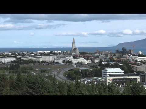 Reykjavik, Iceland (HD)