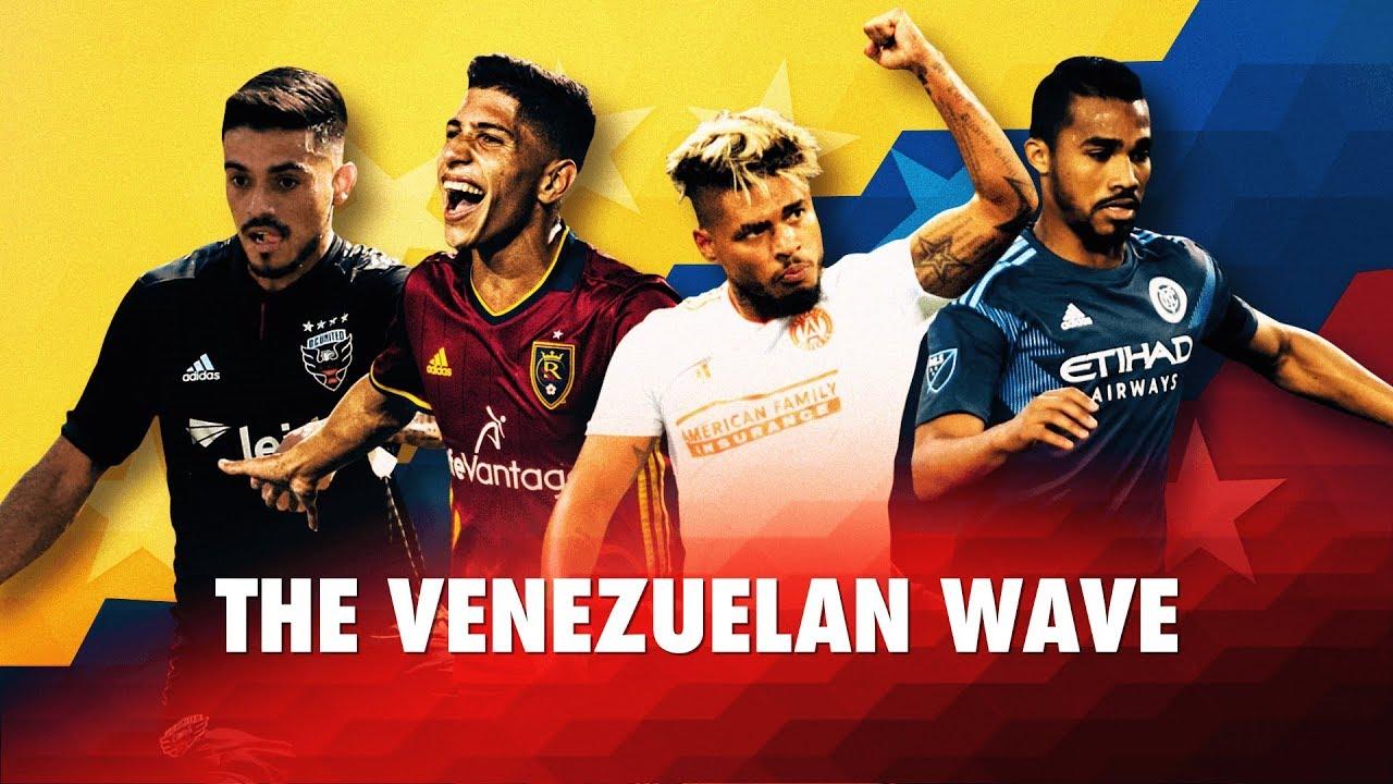 Young Venezuelan Stars Flock to MLS