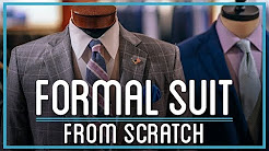 How to Make a Formal Suit from Hemp, Cotton, Alpaca, Silk, & Wool   HTME: Remix
