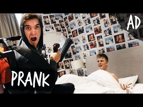 GIRLFRIEND REVENGE PRANK