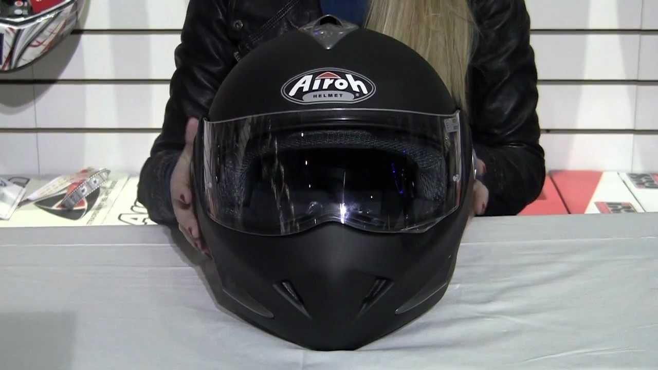 Обзор шлема FXW HW-118-9 - YouTube