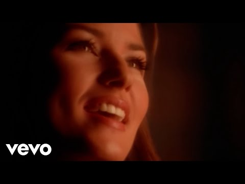 Shania Twain – No One Needs To Know YouTube Music Videos