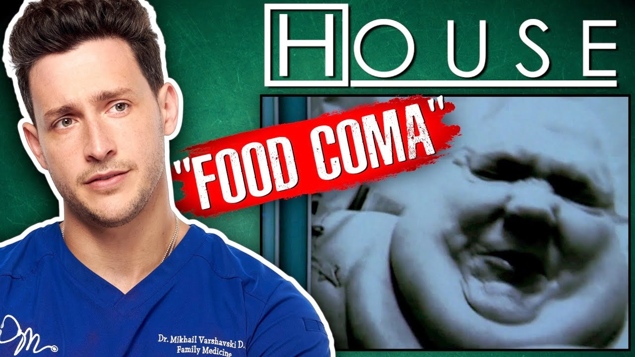 Doctor Reacts To House MD Obesity Episode | Medical Drama Review