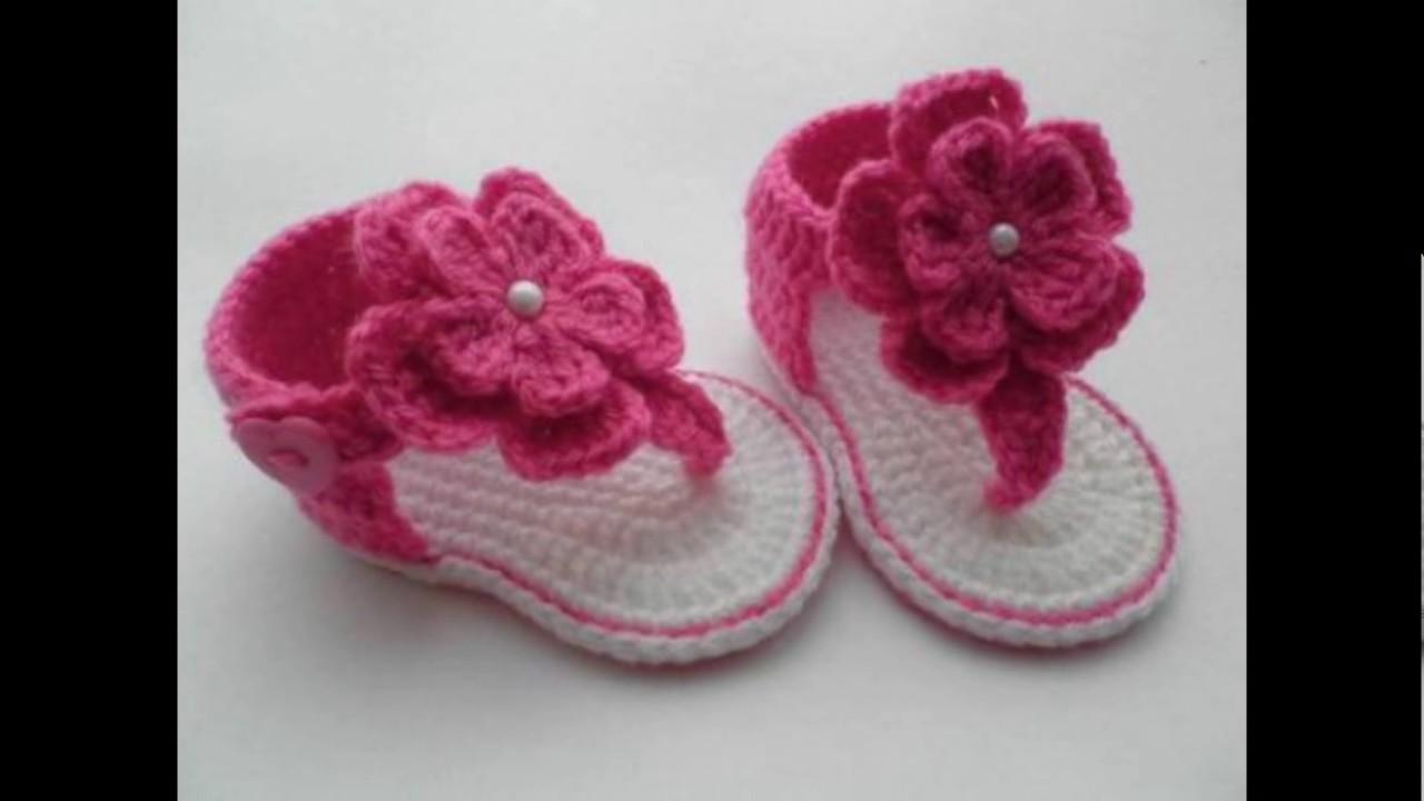 Sandalias para nios tejidas a crochet parte 2 de 2 youtube sandalias para nios tejidas a crochet parte 2 de 2 thecheapjerseys Choice Image