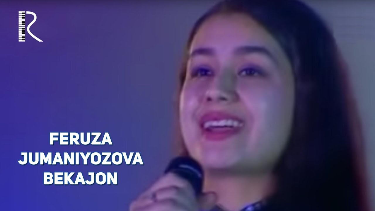 Feruza Jumaniyozova - Bekajon   Феруза Жуманиёзова - Бекажон