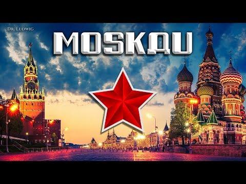 Moskau ✠ [German Schlager][+ english translation]