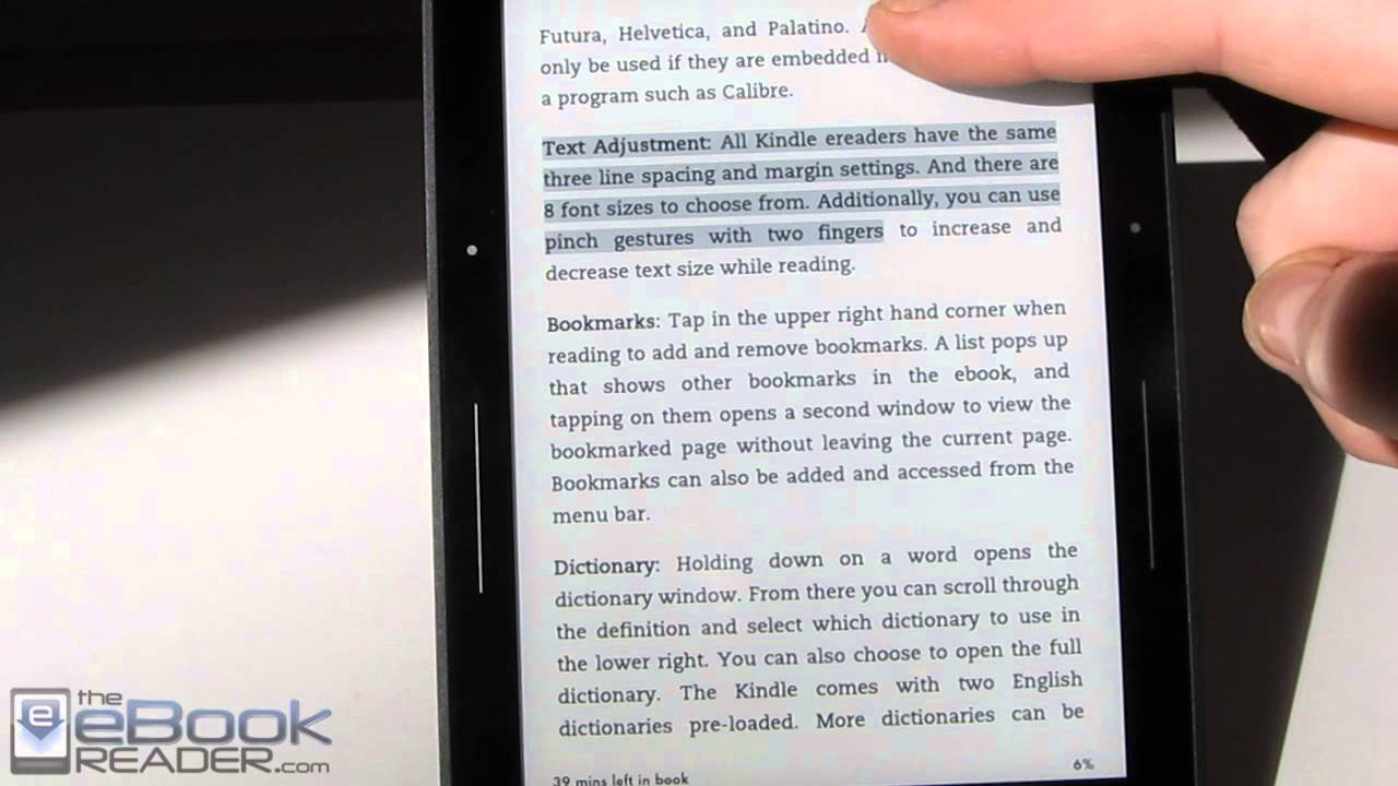 Kindle Vs Sony Reader: Kindle Voyage Tips And Tricks Tutorial