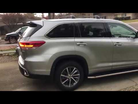 install steelcraft stx100 running boards on 2018 toyota highlander youtube install steelcraft stx100 running boards on 2018 toyota highlander