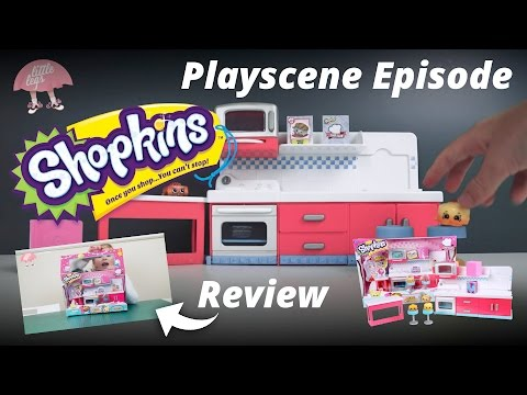 Hot Spot Kitchen Chef Club Shopkins Season...