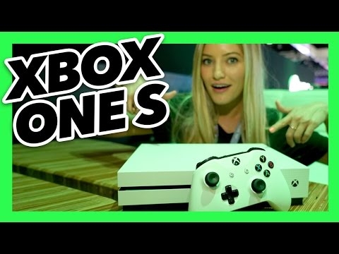 XBOX ONE S UNBOXING!