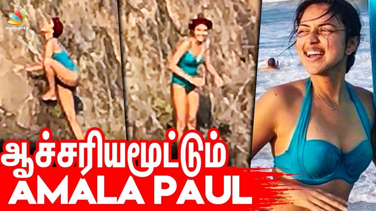 Paul hot amala Amala Paul's
