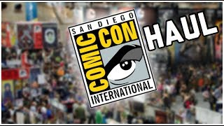 SDCC San Diego Comic Con Haul Video - RANT: Stop Buying Into Scalpers Ideology And LET THEM FAIL!!!!