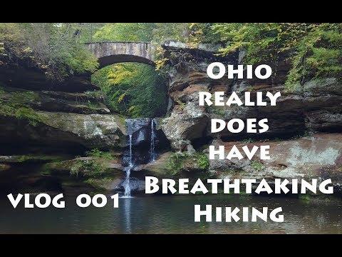 Ohio Caverns and Hocking Hills, Ohio  ||  Full Time RV Living Prep