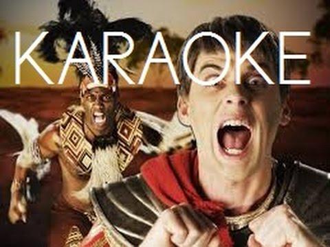 [KARAOKE] - Shaka Zulu vs Julius Caesar