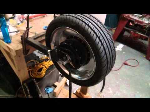 Dual Hub Motor Walk Around Youtube