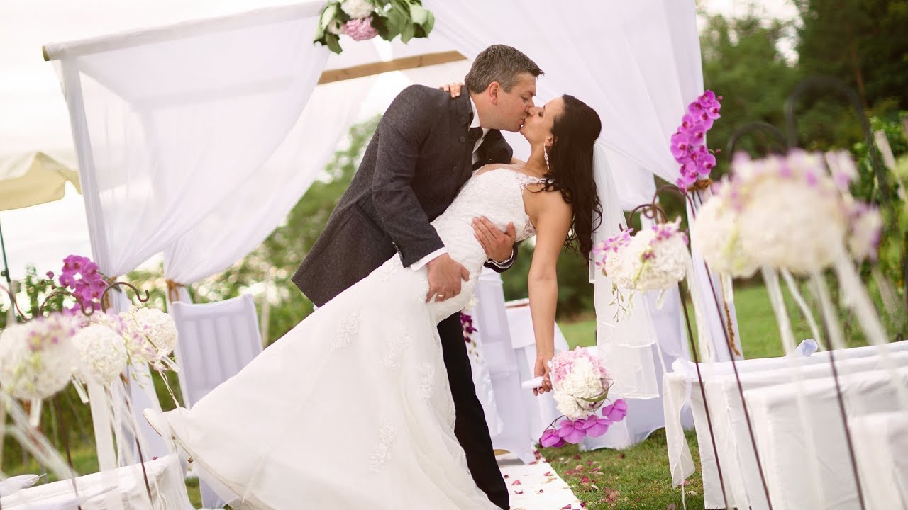 Hochzeit Weingut Holler  Claudia & Stefan   YouTube