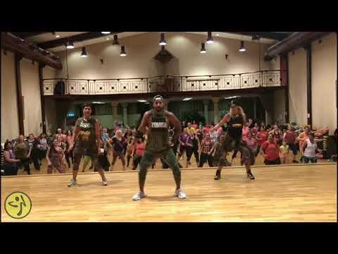 Zumba Fitness Coreography Zion & Lennox (Hola)