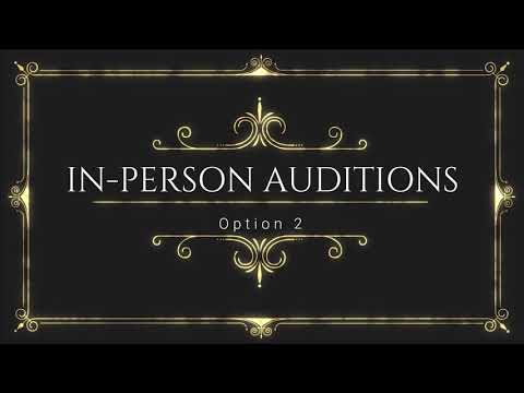 Flint Community Players: How to Audition: The Importance of Being Earnest