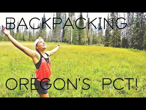 BACKPACKING Oregon's PCT!!