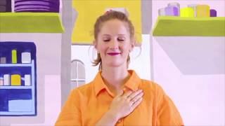 Calming breathing exercise for preschool children