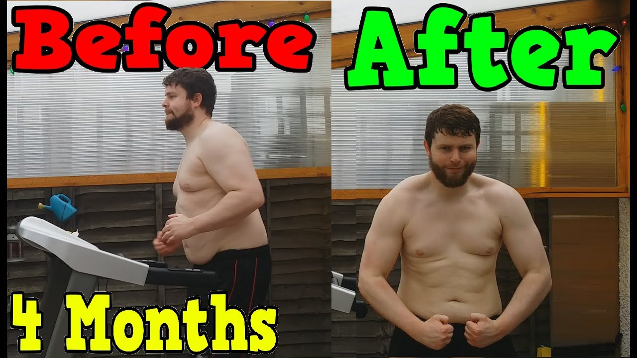 how much weight is possible to lose in 4 months