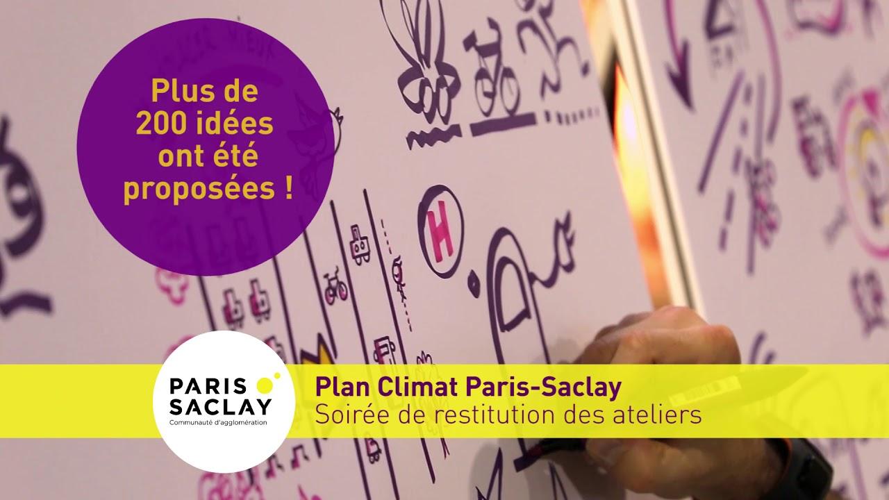 Plan Climat de la Communauté d'agglomération Paris-Saclay