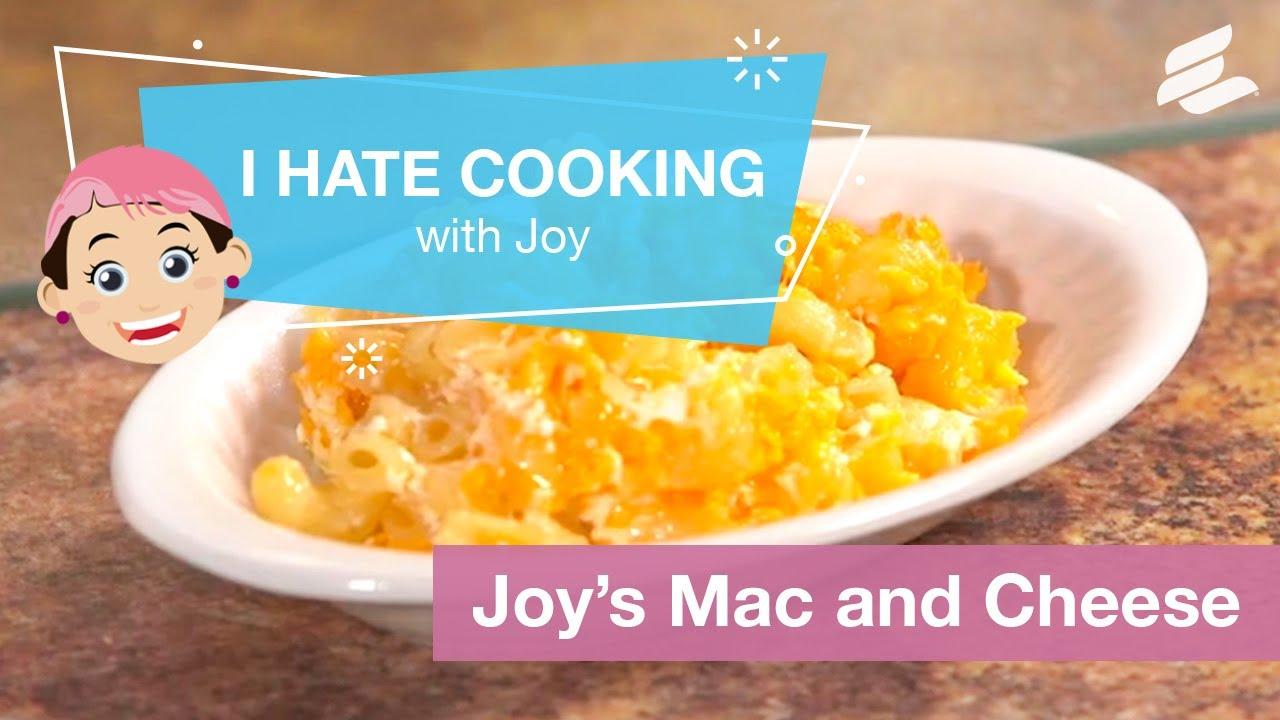 I hate cooking joys macaroni and cheese recipe video youtube i hate cooking joys macaroni and cheese recipe video forumfinder Gallery
