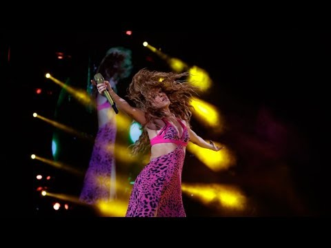 Shakira-Toneladas/Hips Don't Lie (Live El Dorado World Tour)