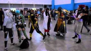 Code Invasion Santa Fe - 26/04/2015 - Baile Cosplay 1