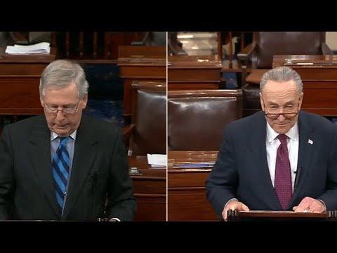 Senate reaches deal on spending bill