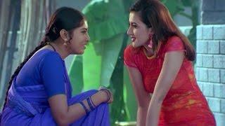 Nagarjuna and Sanghavi Scene    Sitaramaraju Movie    Harikrishna,Nagarjuna