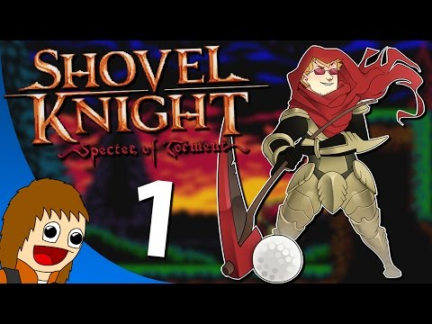 Shovel Knight: Specter of Torment | Plains & Tower of Fate Hub World