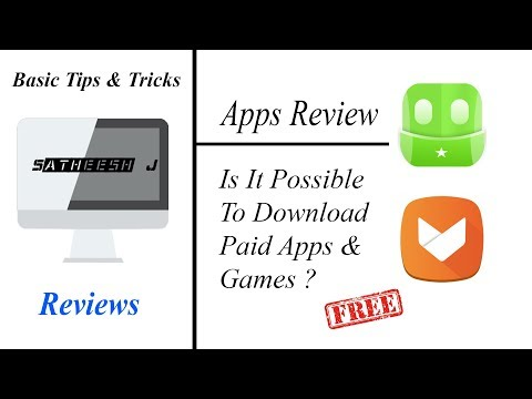 Downloading Paid Apps & Games For Free ... Best Apps To Download Paid Apps & Games - Review