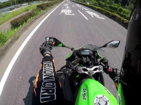 Kawasaki  Ninja 250SL に乗ってみた!【モトブログ】
