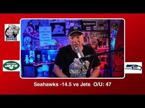 Seattle Seahawks vs New York Jets 12/13/20 NFL Pick and Prediction Sunday Week 14 NFL