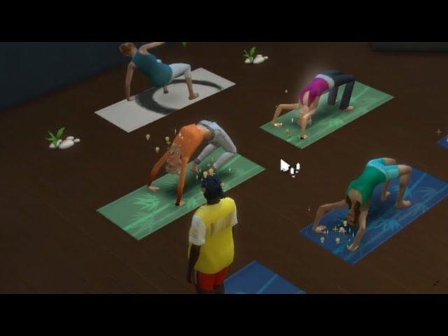 🧘♀ Az egészség jegyében 🥦🍅 (2.rész) Állások-Orvos/The Sims 4