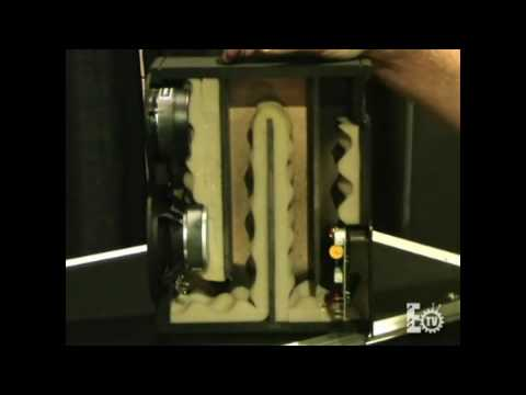 Transmission Line Speaker Box Design Tips   How To Save Money And Do