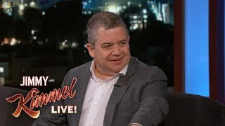 Patton Oswalt on New Comedy Special