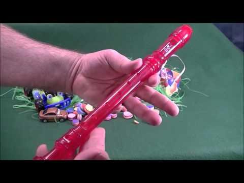 Musical Instruments Sounds THE RECORDER Preschool Kindergarten