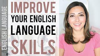 Baixar 8 WAYS TO IMPROVE YOUR ENGLISH LANGUAGE SKILLS | EVERYDAY HABITS FOR ENGLISH LEARNING | Ysis Lorenna