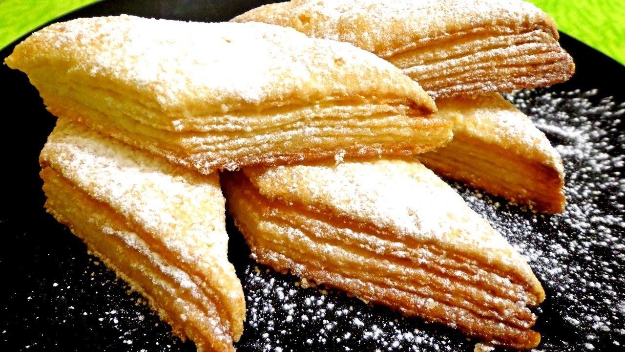 Вкусное печенье Сахарное. Быстро, просто, вкусно! - YouTube