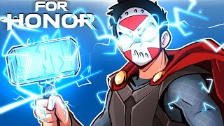 For Honor - THE POWER OF THOR!!!!! (Wrath of the Jormungandr)