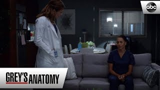 Amelia and Maggie Heart-To-Heart - Grey's Anatomy Season 15 Episode 3