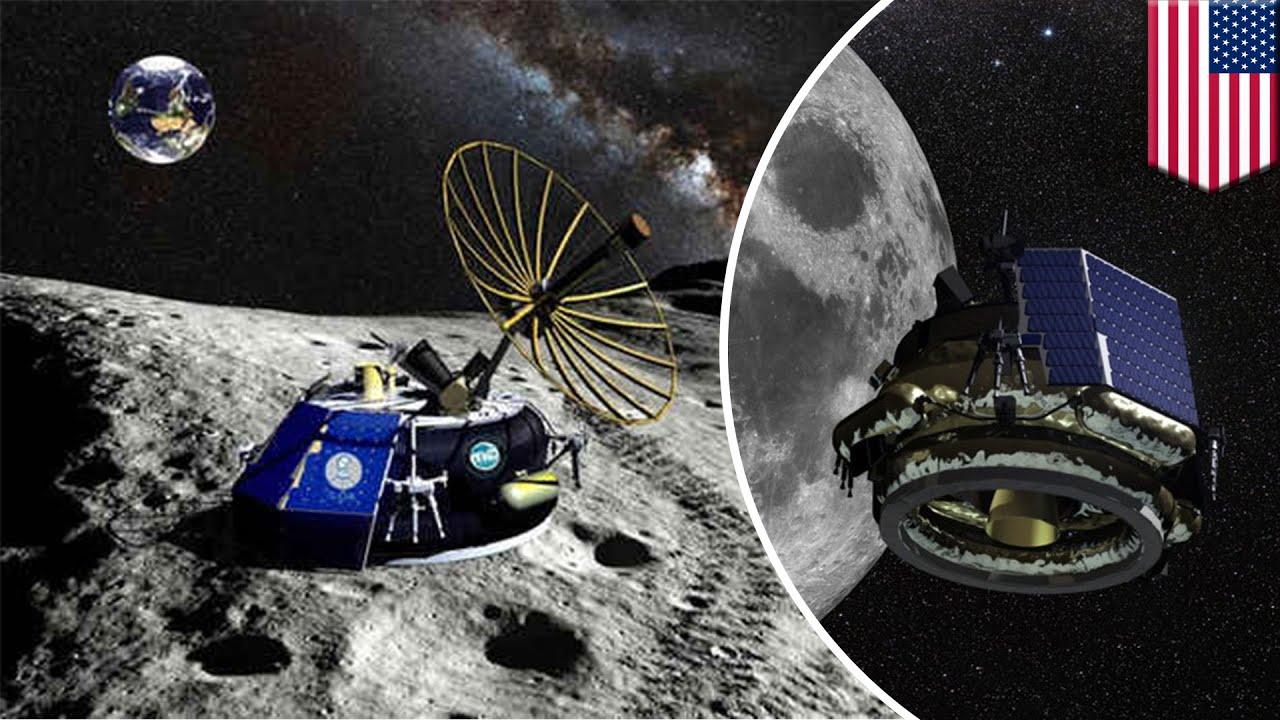 """Résultat de recherche d'images pour """"Moon Express, new spaces vehicles"""""""