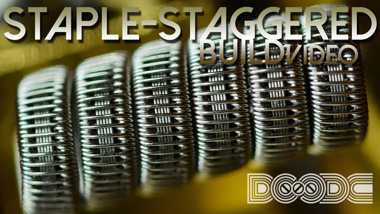 Episode Four The Staple Staggered Fused Clapton Youtube Dual Coil Subwoofer Wiring Diagram