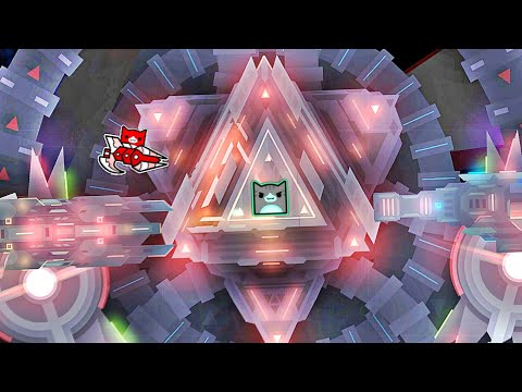 ''The Voidlands'' 100% (Demon) By Dolphe | Geometry Dash [2.11]