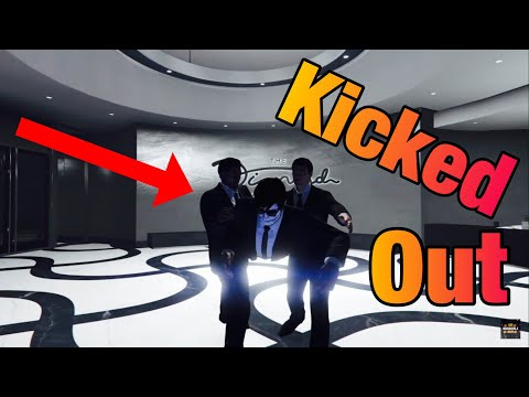 Kicked Out The Casino And How To Annoy People | GTA 5 Casino DLC