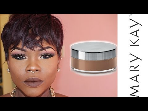 MaryKay 'Bronze 5' Mineral Powder Foundation Review