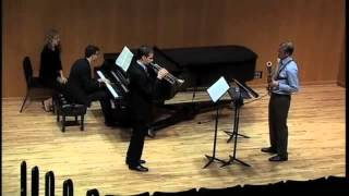 Hindemith, Paul -- Concerto for Trumpet and Bassoon, III. Vivace