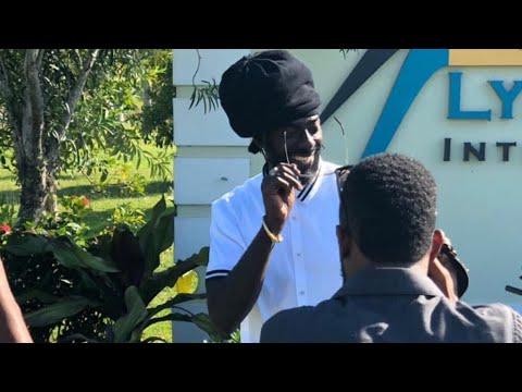 Buju Banton Lands In Bahamas Ahead Of His Long Walk To Freedom Concert